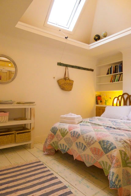 Bedroom at Harbour Street Flat